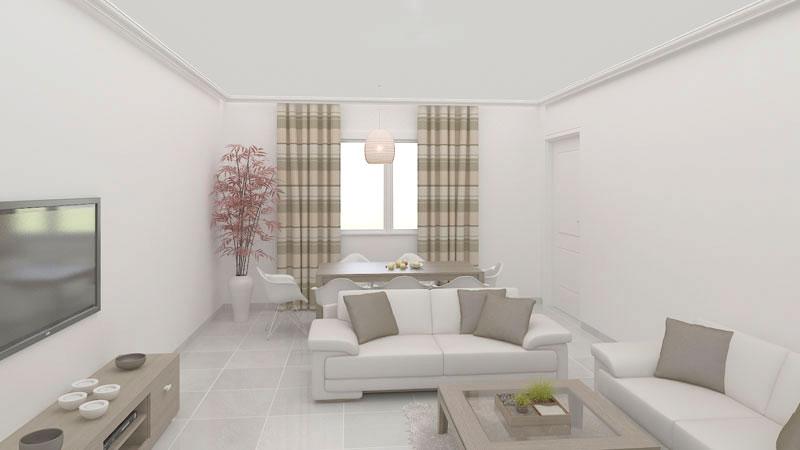 Galerie photos appartement haut standing r sidence aida ghazela tunis - Residence de haut standing rubio ...